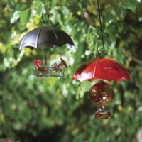 "PARASOL Par-A-Sol - SHADE10-B - Shade/Rain Guard 10"" - Red at Sears.com"